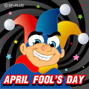 [April Fools' Day] April 1st